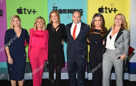 "Editorial image of World Premiere of Apple's ""The Morning Show"", New York, USA - 28 Oct 2019"