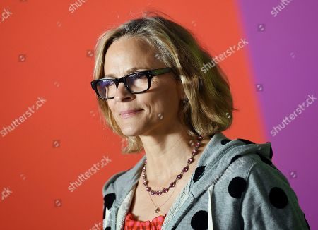 """Stock Photo of Amy Sedaris attends the world premiere of Apple TV+'s """"The Morning Show"""" at David Geffen Hall at Lincoln Center on Monday, Oct. 28, in New York"""