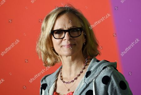 """Stock Picture of Amy Sedaris attends the world premiere of Apple TV+'s """"The Morning Show"""" at David Geffen Hall at Lincoln Center on Monday, Oct. 28, in New York"""