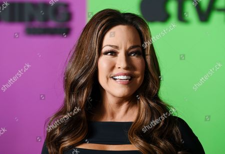 """Robin Meade attends the world premiere of Apple TV+'s """"The Morning Show"""" at David Geffen Hall at Lincoln Center on Monday, Oct. 28, in New York"""