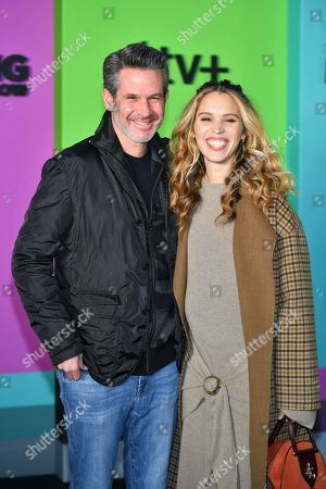 Simon Kinberg and Cleo Wade