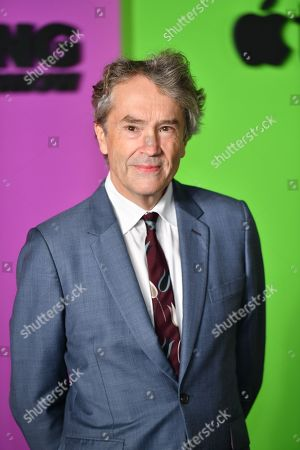 Editorial picture of 'The Morning Show' TV show premiere, Arrivals, Lincoln Center's David Geffen Hall, New York, USA - 28 Oct 2019