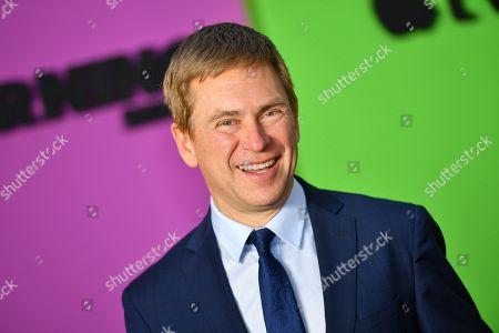 Stock Picture of Pat Kiernan