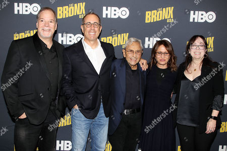 "Editorial image of The World Premiere of the HBO Documentary Film ""The Bronx"", New York, USA - 28 Oct 2019"