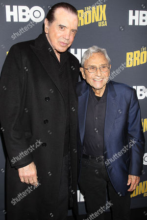 """Editorial picture of The World Premiere of the HBO Documentary Film """"The Bronx"""", New York, USA - 28 Oct 2019"""