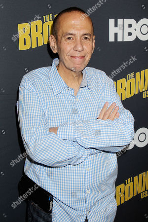 Stock Image of Gilbert Gottfried