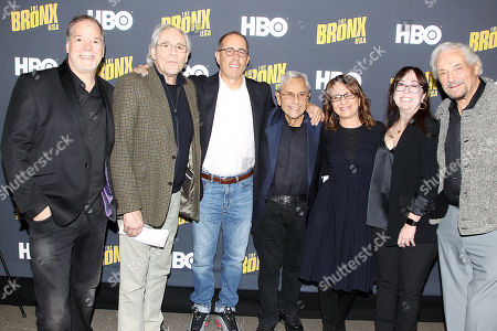 """Editorial photo of The World Premiere of the HBO Documentary Film """"The Bronx"""", New York, USA - 28 Oct 2019"""