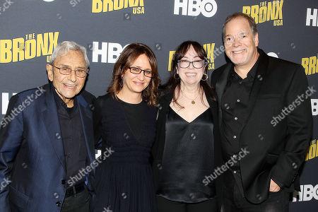 George Shapiro, Lisa Heller, Amiee Hyatt,Danny Gold