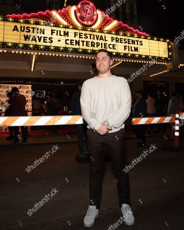 Editorial image of 'Waves' film premiere, The Paramount Theatre, Austin Film Festival, USA - 28 Oct 2019