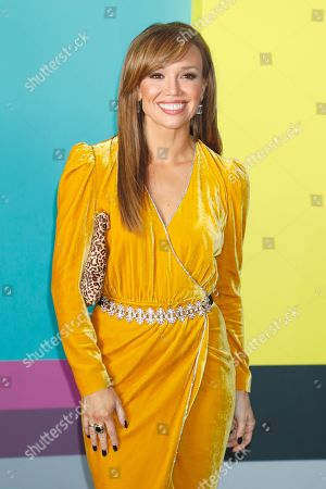 Editorial photo of 'The Morning Show' TV show premiere, Arrivals, Lincoln Center's David Geffen Hall, New York, USA - 28 Oct 2019