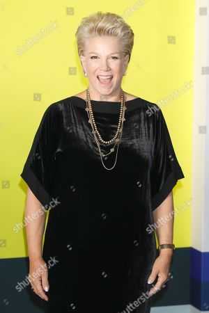 Stock Photo of Joan Lunden