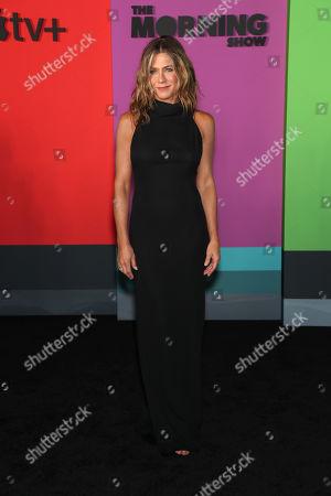 Jennifer Aniston, Executive Producer
