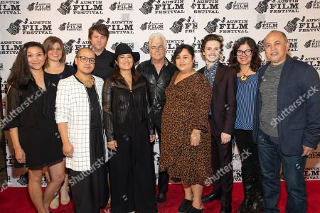 Stock Photo of Anne Kassam, Courtney Jones, Jeremiah Abraham, Orion Williams, Diane Paragas, Dale Watson, Cecilia Mejia, Liam Booth, Annie Howell and Rey Cuerdo