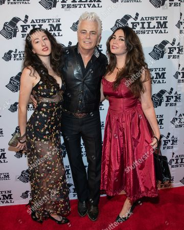Editorial photo of 'Yellow Rose' film premiere, State Theater Administrations, Austin Film Festival, USA - 28 Oct 2019