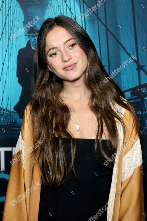 "Keana Marie attends the LA Premiere of ""Motherless Brooklyn"" at the Hollywood American Legion Post 43, in Los Angeles"