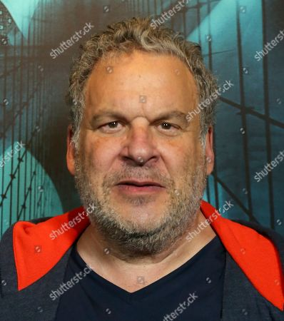 """Jeff Garlin attends the LA Premiere of """"Motherless Brooklyn"""" at the Hollywood American Legion Post 43, in Los Angeles"""
