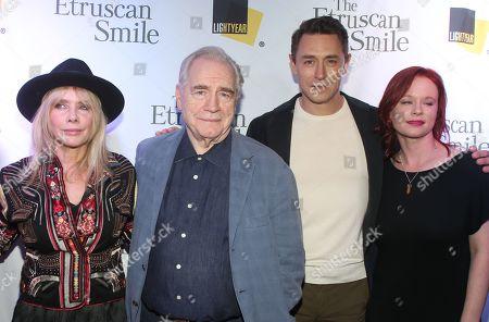 Rosanna Arquette, Brian Cox, JJ Feild and Thora Birch