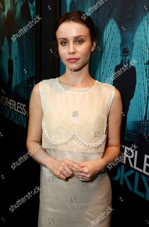 Editorial picture of 'Motherless Brooklyn' film premiere, Arrivals, Hollywood American Legion, Los Angeles, USA - 28 Oct 2019