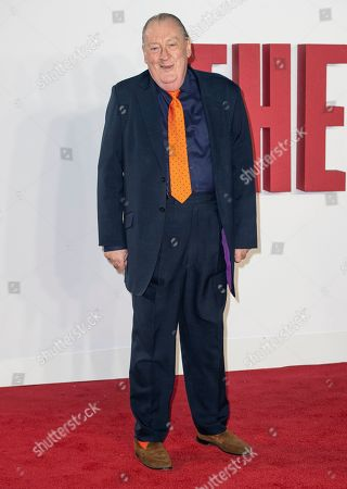Stock Image of Michael Culkin attends the World premiere of The Good Liar at the BFI Southbank in London.