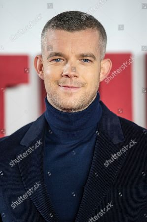 Stock Picture of Russell Tovey