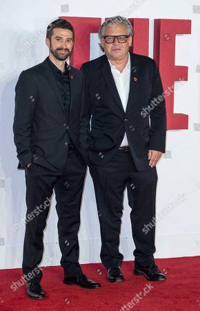 Greg Yolen and Bill Condon