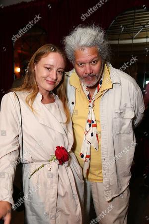 Millie Brown and William De Los Santos