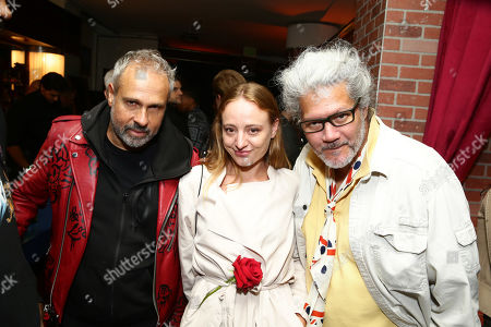 Gary Baseman, Millie Brown and William De Los Santos