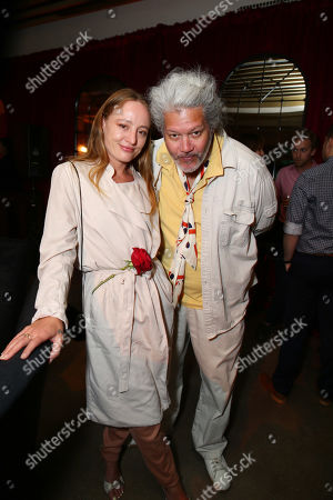 Editorial image of 'Motherless Brooklyn' film premiere, After Party, Hollywood American Legion, Los Angeles, USA - 28 Oct 2019
