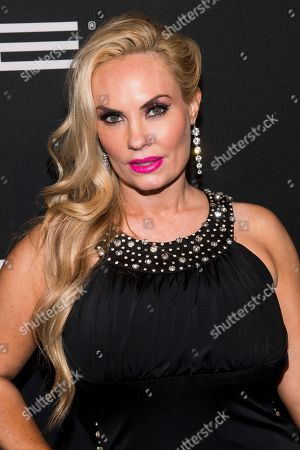 Coco Austin attends the 2019 Angel Ball to benefit Gabrielle's Angel Foundation for Cancer Research at Cipriani Wall Street, in New York