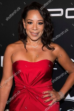 Selenis Leyva attends the 2019 Angel Ball to benefit Gabrielle's Angel Foundation for Cancer Research at Cipriani Wall Street, in New York