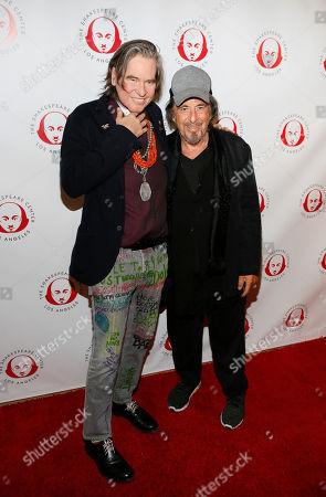 Val Kilmer and Al Pacino