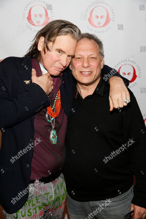 Val Kilmer and Ben Donenberg