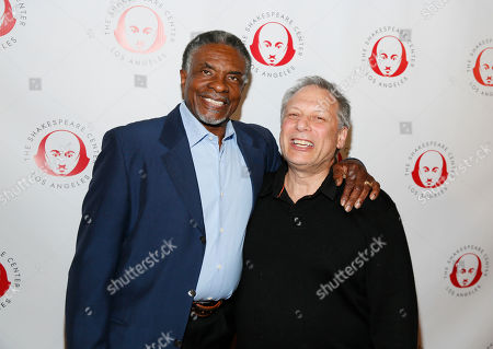 Keith David and Ben Donenberg