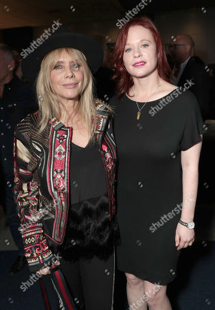 Rosanna Arquette and Thora Birch