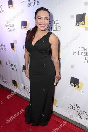 Stock Picture of Sandra Santiago