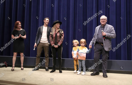 Thora Birch, JJ Feild, Rosanna Arquette, Aero Kapow and Echo Boom Epps and Brian Cox
