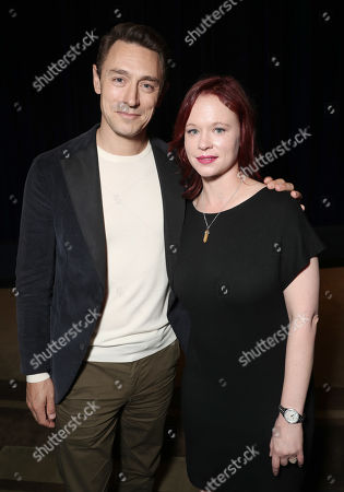 Editorial photo of 'The Etruscan Smile' film premiere, Writers Guild Theater, Los Angeles, USA - 28 Oct 2019