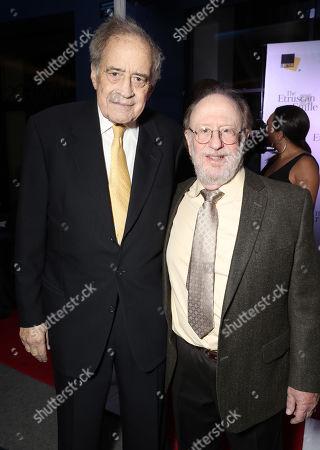 Producer Arthur Cohn and Light Yeear's Arnie Holland