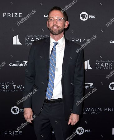 Editorial image of 22nd Annual Mark Twain Prize for American Humor to Dave Chappelle - Arrivals, Washington, USA - 27 Oct 2019