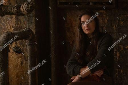 Stock Photo of Alexa Davalos as Juliana Crain