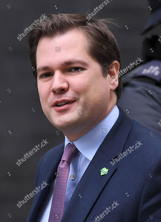 Robert Jenrick, Secretary of State for Housing, Communities and Local Government,, arrives at No.10 Downing Street, London.
