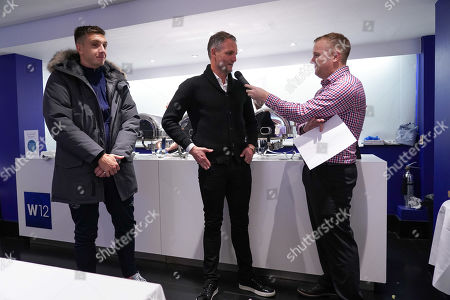Clint Hill and Jordan Hugill at W12 hospitality Commercial and Marketing