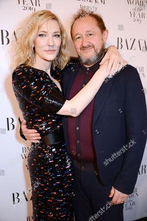 Editorial picture of Harper's Bazaar Women of the Year Awards, Claridge's, London, UK - 29 Oct 2019