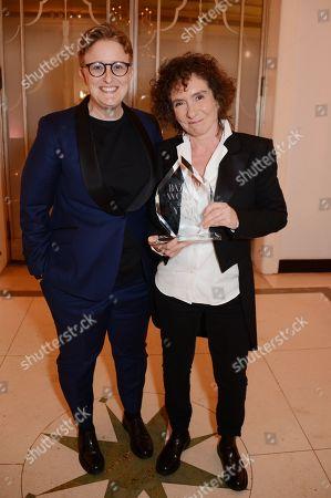 Editorial image of Harper's Bazaar Women of the Year Awards, Claridge's, London, UK - 29 Oct 2019