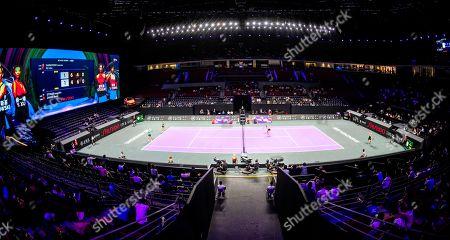 Editorial photo of WTA Finals 2019, Shenzhen, China - 29 Oct 2019