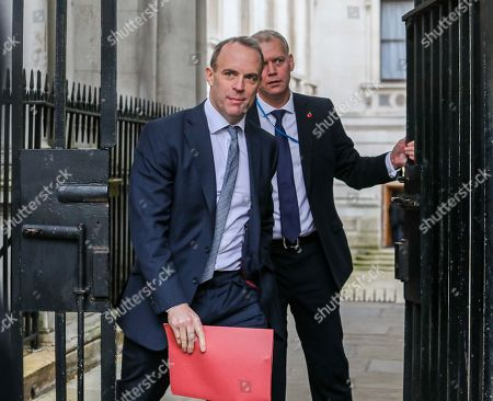 Dominic Raab Secretary of State for Foreign Affairs