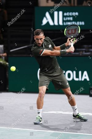 Stock Picture of Damir Dzumhur (BIH)