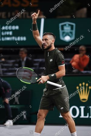 Stock Image of Damir Dzumhur (BIH)
