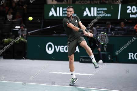 Stock Photo of Damir Dzumhur (BIH)