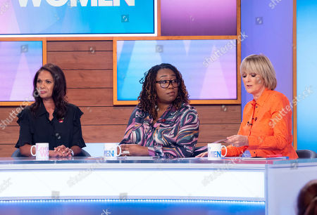 Gina Miller, Chizzy Akudolu and Jane Moore